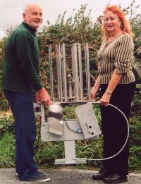 Graham & Janet - Silver Fox Clay Pigeon Traps, Scotland